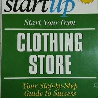 Clothing / Business books