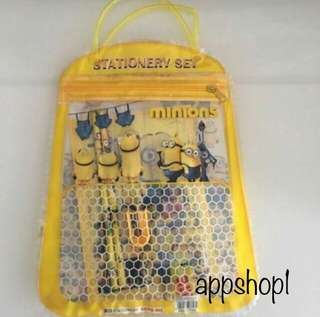 Minions unisex goody bag, goodies bag packages