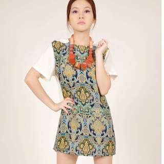 MP Paisley Dress