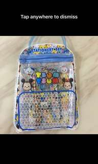 Tsum tsum goody bag, goodies bag packages