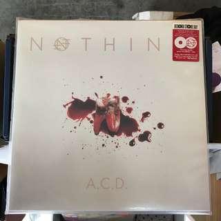 "Nothing - A.C.D 2016 RSD Vinyl 12"""