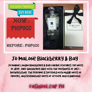Jo Malone - Blackberry and Bay
