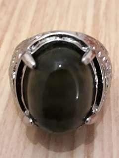 Batu Rumut Stone Ring