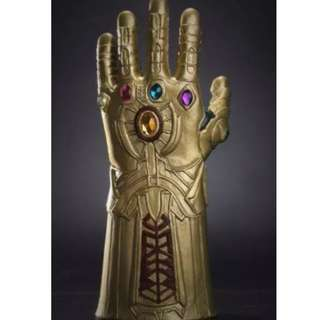 Marvel Avengers Infinity War Thanos Gauntlet Stone Gem Glove