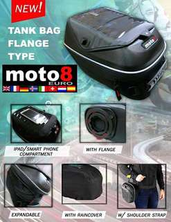 FLANGE BAG FOR TANK.MOTO