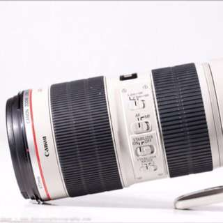 [Rental] Canon 70-200 F2.8L IS USM