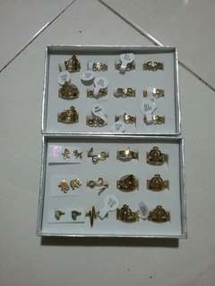 Stainless Rings Take all 1000 or 50 each +20 box