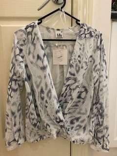 Causal blouse