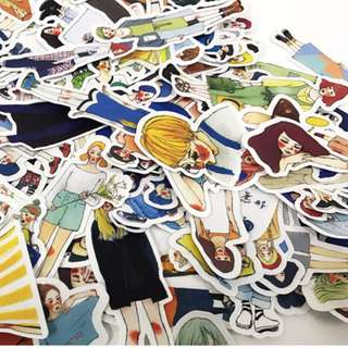 $20 for 280 stickers Harajuku and tumblr