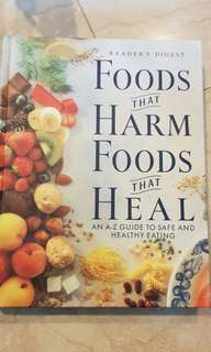 Food that harm food that heals