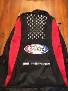 Fairtex Muay Thai Backpack