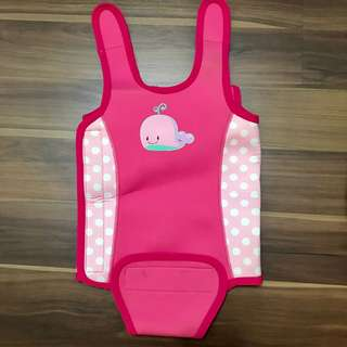 Mothercare Swim Warmer - 12m to 24m
