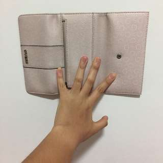 Guess Long Wallet (Light Pink)