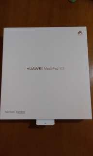 HUAWEI MediaPad M3 盒子