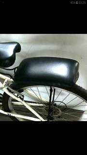 Bicycle Back Seat(Carriage And Cushion)