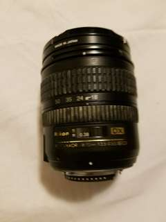 Nikon 18-70mm lens