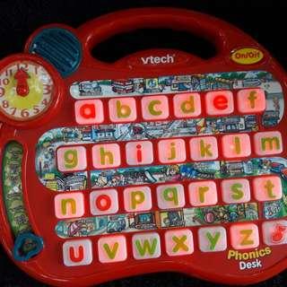 Vtech Phonics Desk