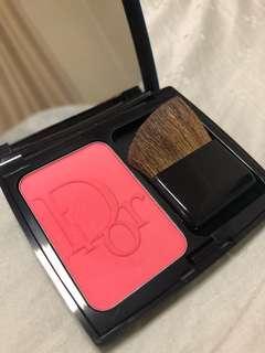 Dior Blush Poudre Couler Vibrante