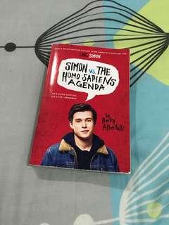 Simon vs The Homosapiens Agenda (Love, Simon)