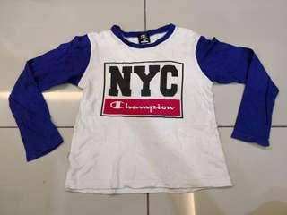 Vintage Champion Kid's Shirt (8-9y)