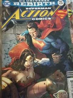 Action Comics # 960, DC comics