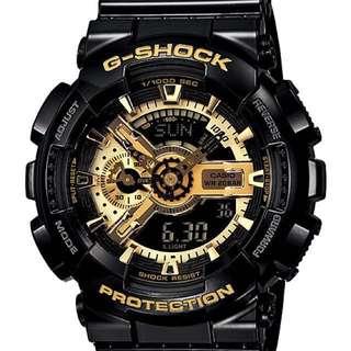 Authentic CASIO G-Shock GA110