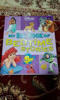 My big book of bedtime stories