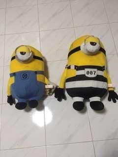 Jumbo Minion Plush Toys from Japan