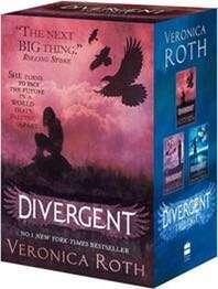 Divergent trilogy series