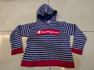 Vibtage Champion Hooded (8-9y)