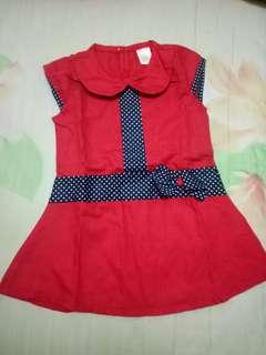 Dress anak 3T