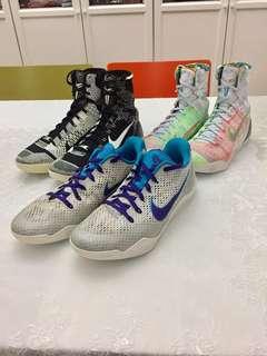 Kobe Nike 9 11 BHM Draft Day What the Kobe US 12 11 10.5
