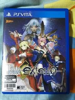 Psv Game fate extella