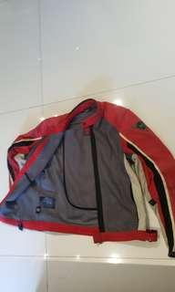 Dainese jacket.  Size 56