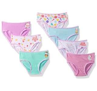 BNIP 7 Num Noms Panty pack