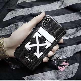 OFF White x2 Case Collection 🆕