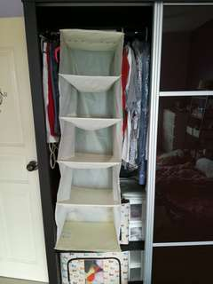 IKEA 5 Layer Multi Hanger [Used less 10 time]