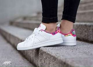 """ADIDAS STAN SMITH """"FLORAL PINK"""""""