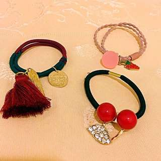 🈹sale! 手製髮飾 hand made hair accessories