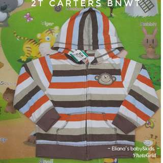 2t carters hooded jacket