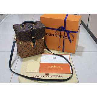 REPOST PRELOVED LOUIS VUITTON MONOGRAM CANVAS
