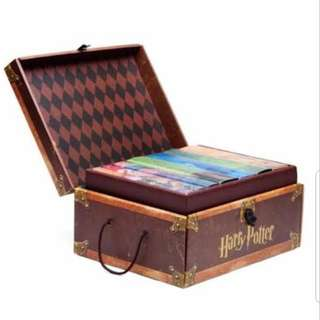 Limited edition Harry Potter set of book (hardbound)