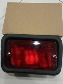 Bumper foglamp n side marker