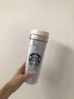 Starbucks 杯 marble 雲石
