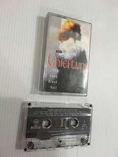 Cassette tape Chieftains The Long Black Veil