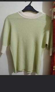 Sweater / baju / blouse knit
