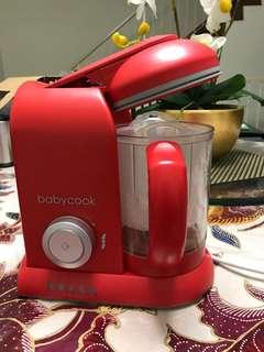 Beaba Babycook - babyfood maker - steamer blender