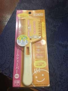 嬰幼兒修髮器 日本製