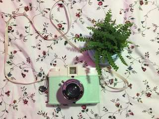 Diana F+ camera (comes with book)