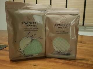 Evanesce Facial n body sponge